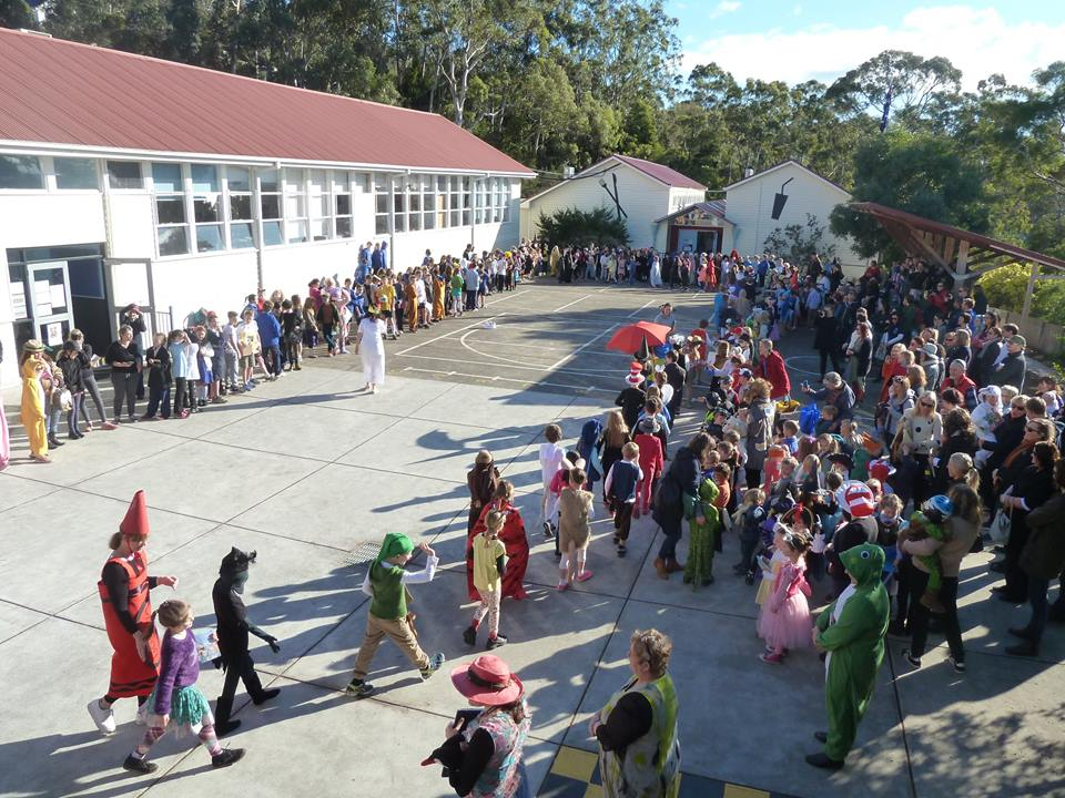 Taroona Primary Book Week Carnival